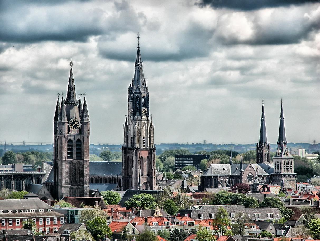 Onderzoek verkeersafwikkeling Campus TU Delft