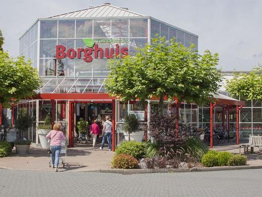 Verkeerskundige analyse uitbreiding Tuincentrum Borghuis
