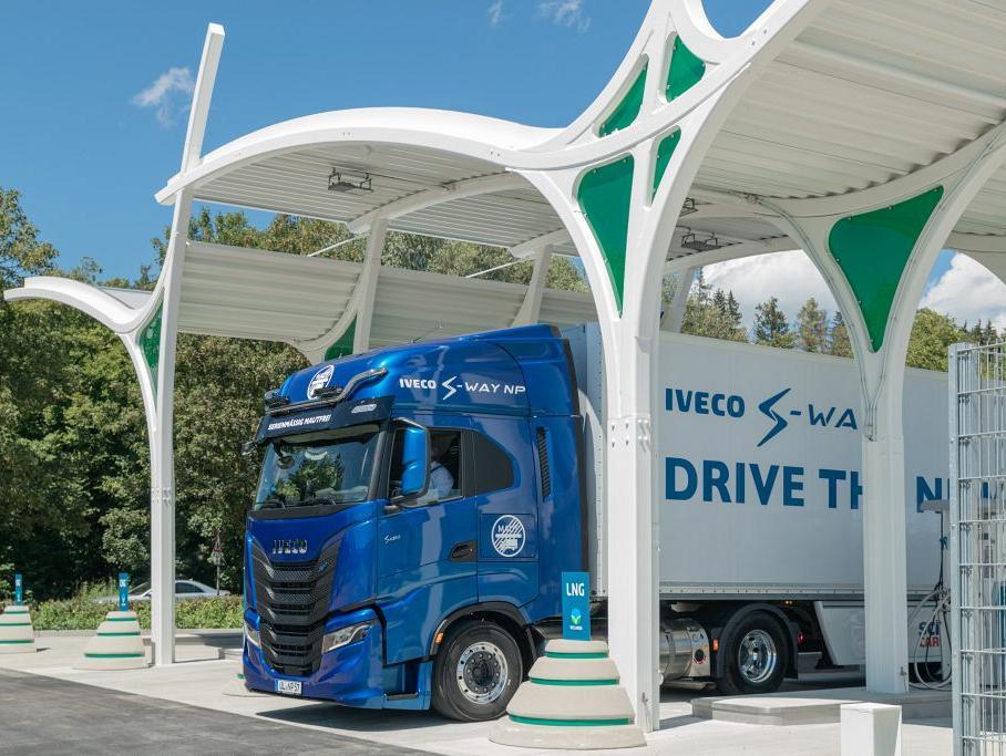 Duurzaamheid BioLNG in beeld met data-analyse vrachtverkeer