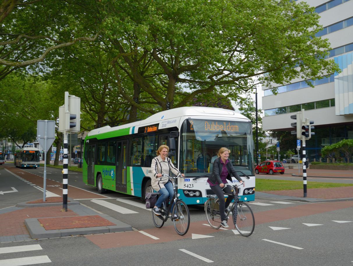 Het belang van iVRI's voor stad- en streekvervoer
