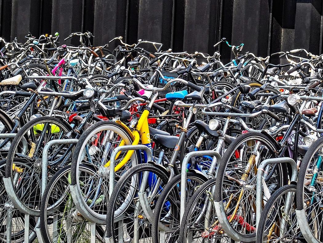 Fietsparkeren in Lelystad