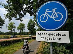 Speed-pedelecs: uitzonderen of de wet volgen?