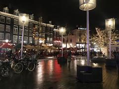 Analyse fietsstromen Rembrandtplein en Rembrandteiland