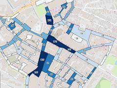 Hengelo verbetert fietsparkeren in de binnenstad met behulp van RFID-meting Keypoint