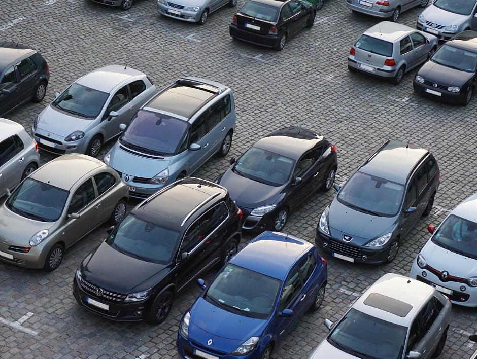 Controle en aanvulling statische parkeerdata P+R-locaties