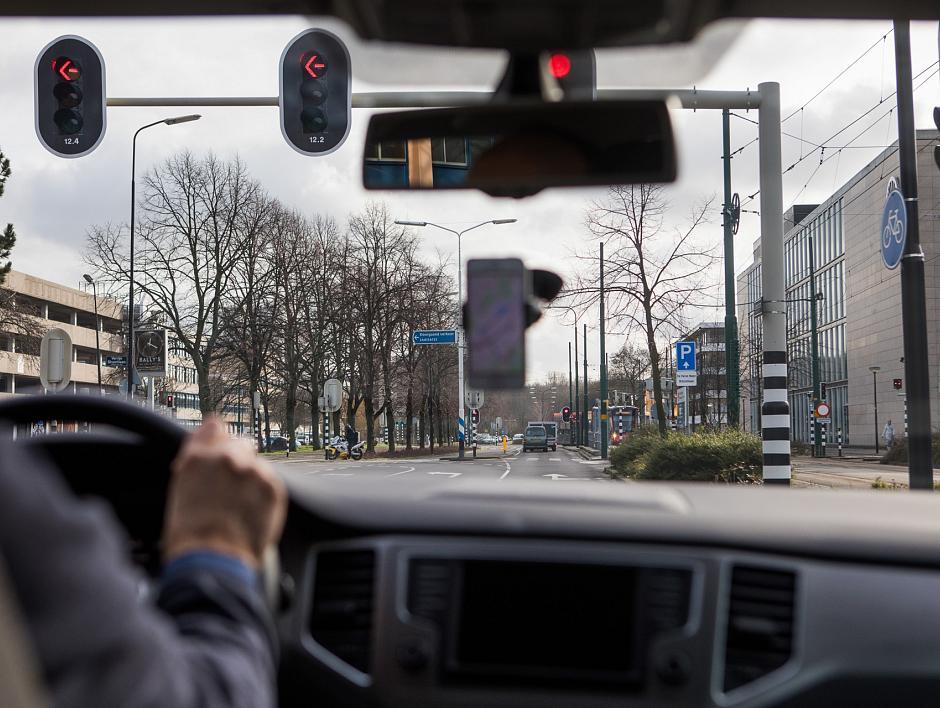Begeleiding iVRI / C-ITS Dordrecht