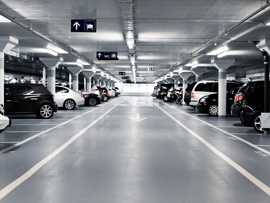 Parkeergarages Garenmarkt en Lammermarkt Leiden
