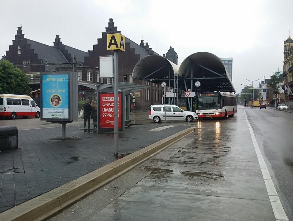 Aanbesteding en realisatie DRIS Limburg