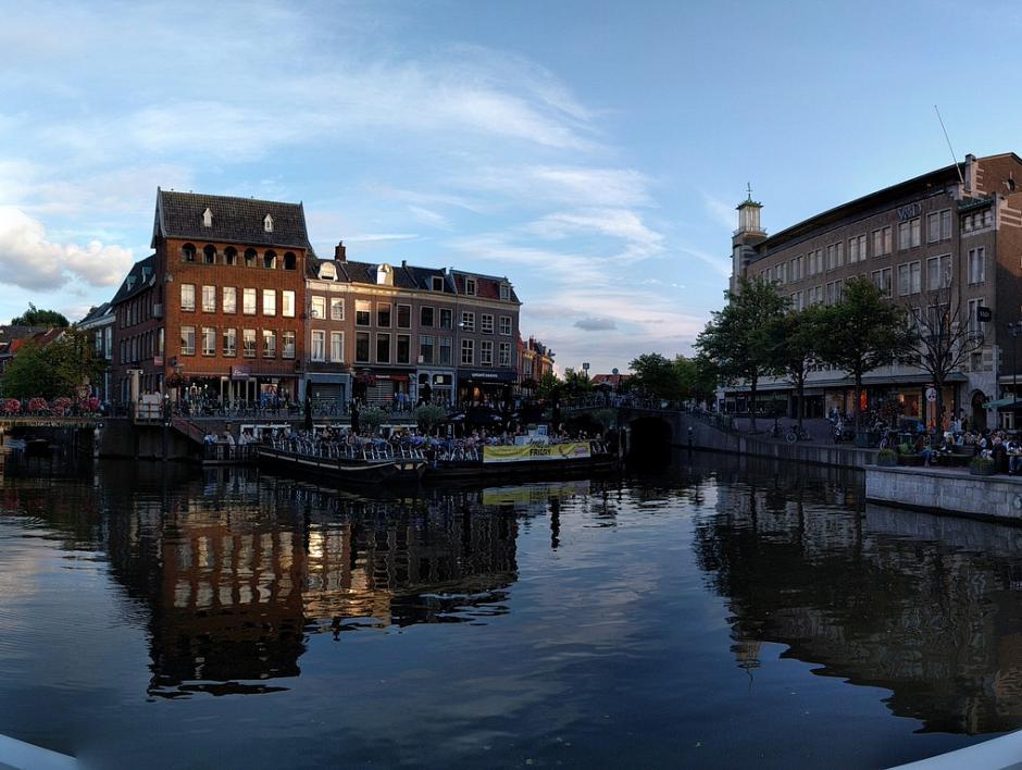Onderzoek laad-/losplek Havenplein Leiden