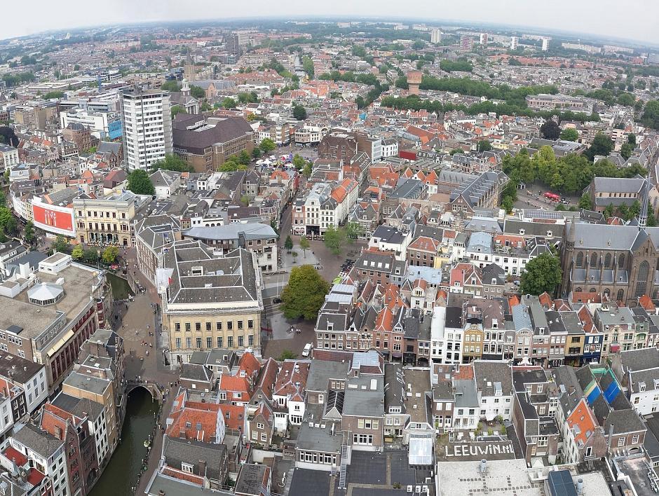 Data-analyse fietsroutes Utrecht