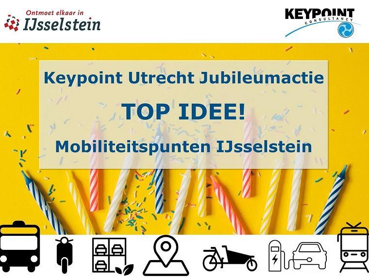 Mobiliteitspunten: een slim alternatief voor de auto!