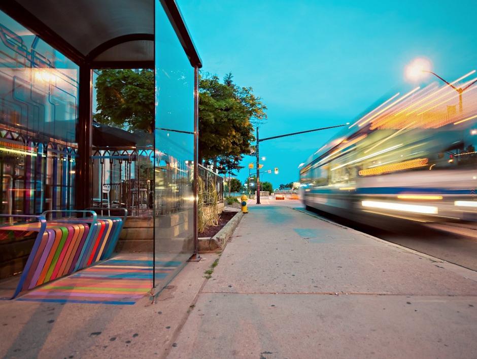 Vervoerkundige analyses op basis van de bedachte inrichtingsalternatieven
