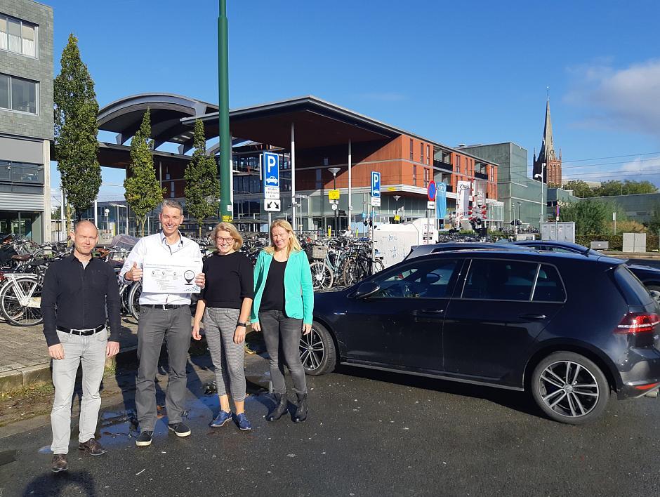 Mobiliteitspunten IJsselstein