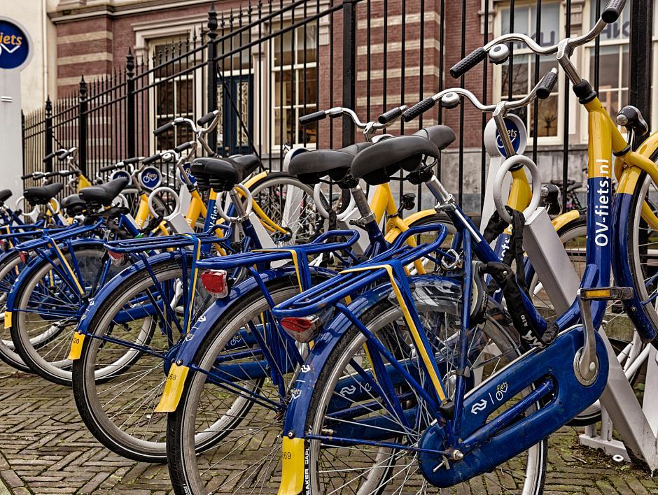 OV-fiets gebruik tijdens Corona-maatregelen