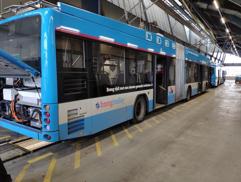 Trolley 2.0 voor Arnhem