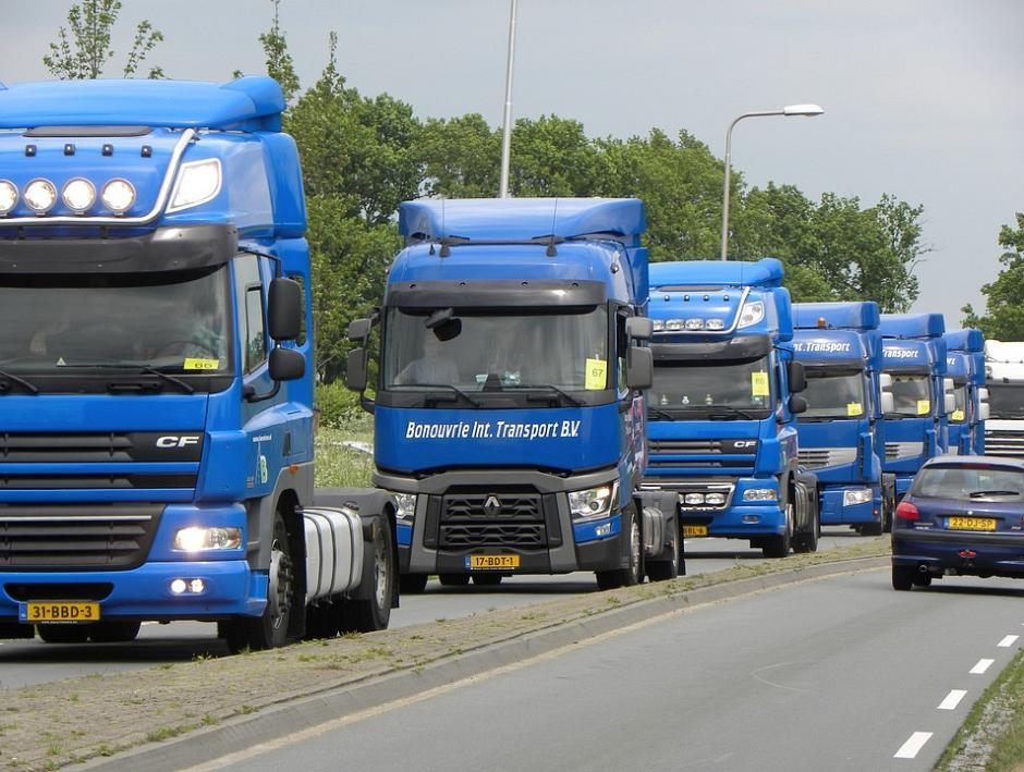 Cameraonderzoek doorgaand vrachtverkeer Hellendoorn